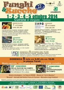 B - Locandina Funghi & Zucche 2014 - Copia