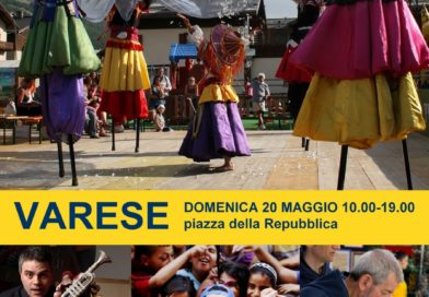 Tuttaunaltrafesta on the road – programma