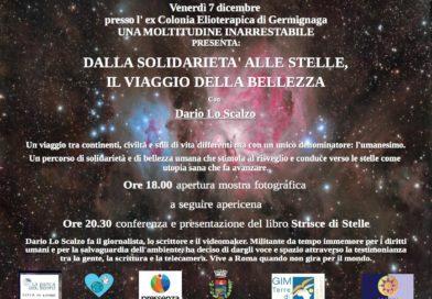 """Germignaga, """"Dalla solidarietà alle stelle – Il viaggio della bellezza"""", Venerdì 7 Dicembre"""