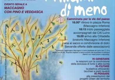 M'illumino di meno 2019: 1° Marzo a Maccagno