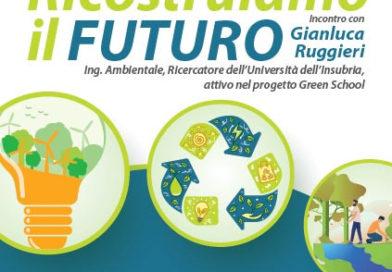 """""""Ricostruiamo il futuro""""… incontro con Gianluca Ruggieri a Solbiate Arno"""